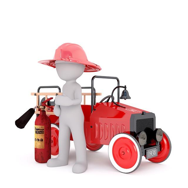 Prevención y Combate a Incendios